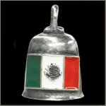 Mexican Flag Gremlin Bell