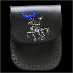 Blue Knight Lighter Case