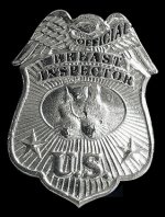 Breast Inspector Badge
