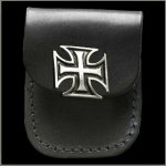 Maltese Cross Lighter Case