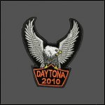 Daytona 2010 Eagle Patch