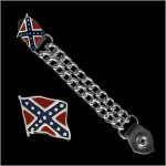Rebel Flag Vest Extender
