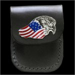 Eagle Flag Lighter Case